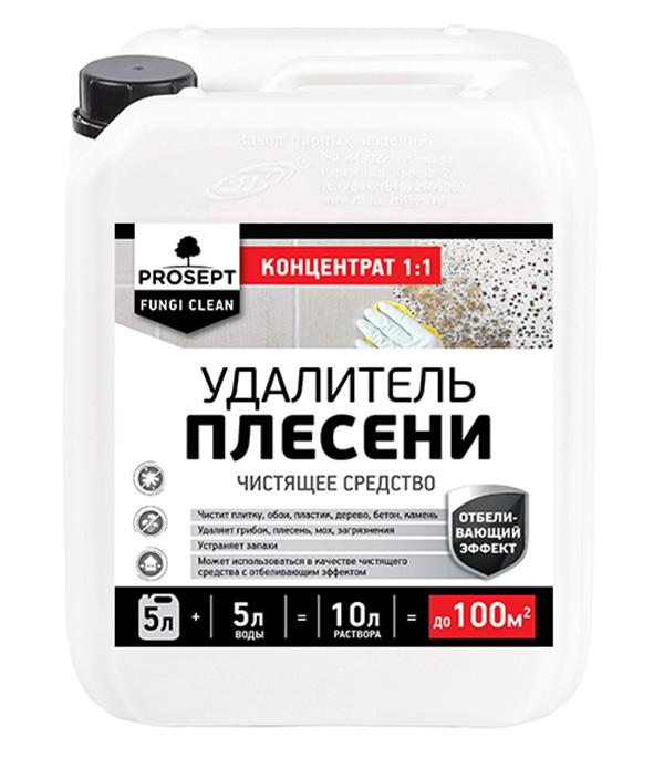 Средство для удаления и защиты от плесени Prosept Fungi Clean концентрат 1:1 5 л