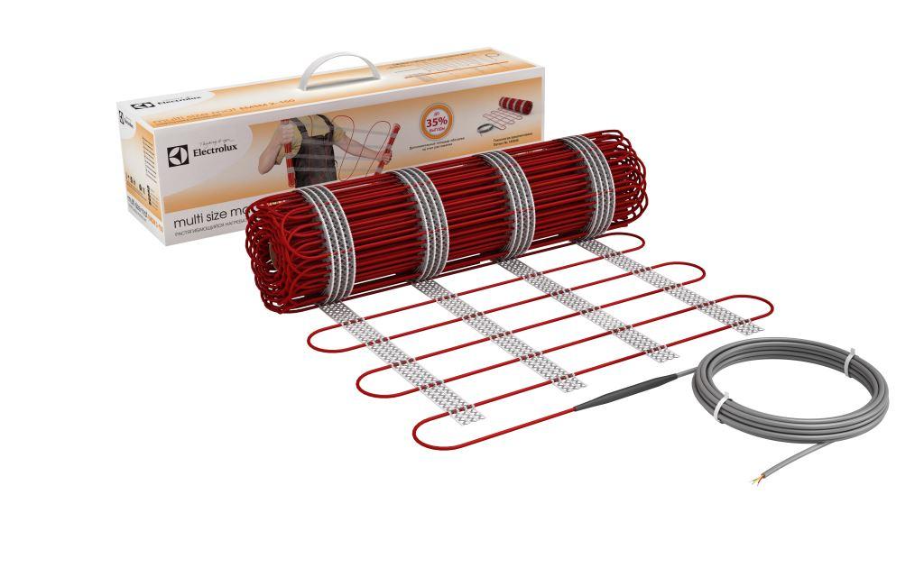 Теплый пол комплект Electrolux Multi Size Mat 9 м.кв. 150 Вт (1350 Вт) стоимость