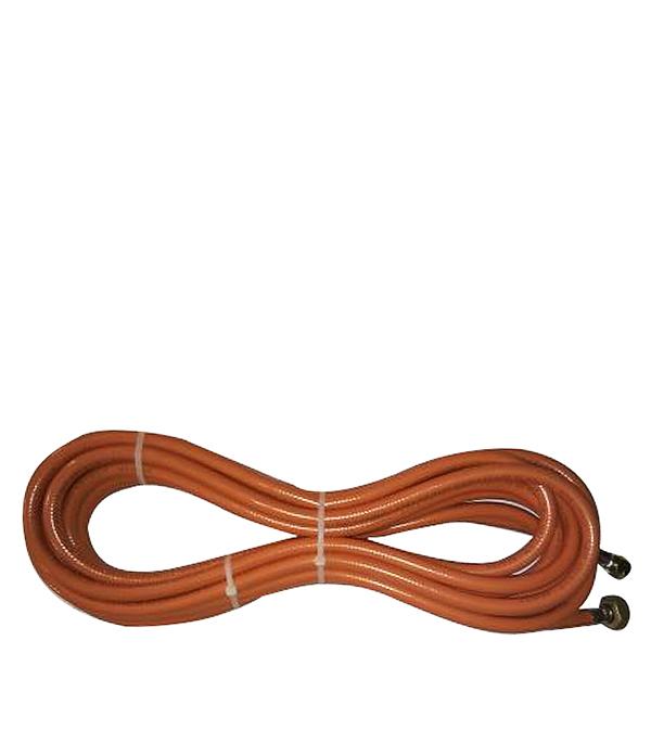 цена на Шланг газовый Kemper 10 м d8 мм с резьбовым соединением 3/8 на 3/4