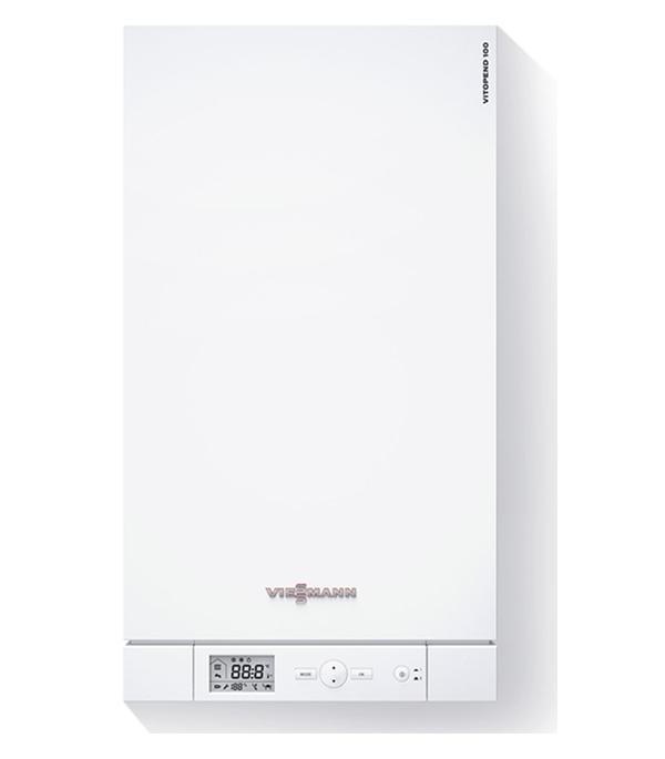 Котел газовый Viessmann Vitopend 100-W A1JB K-rlu (24 кВт) 7571694 двухконтурный с закрытой камерой