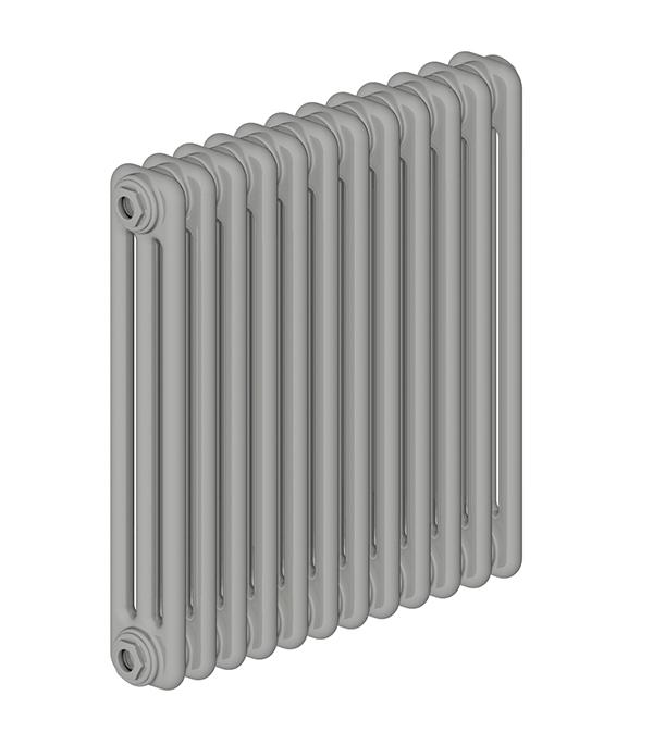 """Радиатор стальной IRSAP TESI 30565/12 T30 3/4"""" серый"""