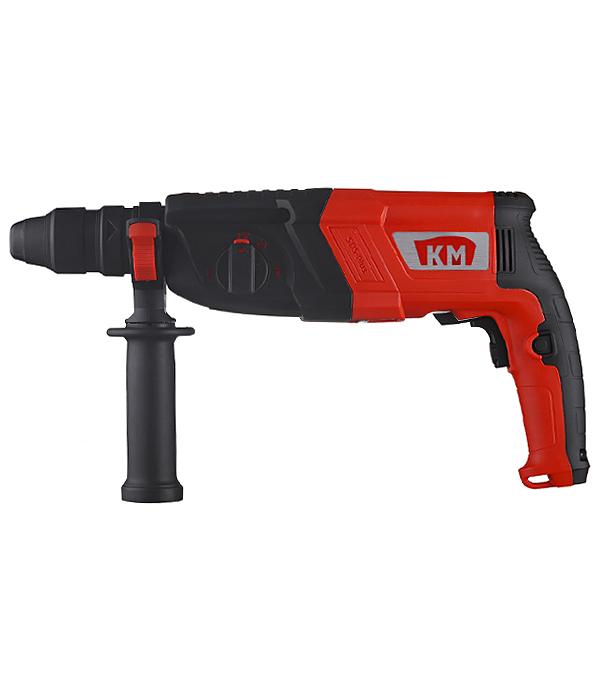 цена на Перфоратор электрический КМ (RH-801) 800 Вт 2,8 Дж SDS-plus