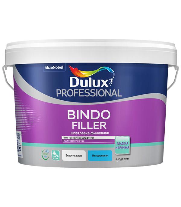 Шпатлевка финишная Dulux Bindo Filler 2,9 л фото