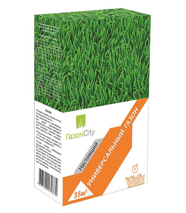 Семена газонной травы универсальный Газон Сити 1 кг