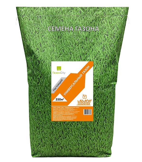 Семена газонной травы универсальный Газон Сити 10 кг