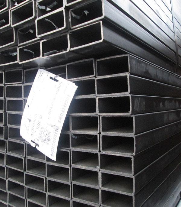Труба профильная 80х40х2 мм 6 м металлопрокат труба профильная в спб