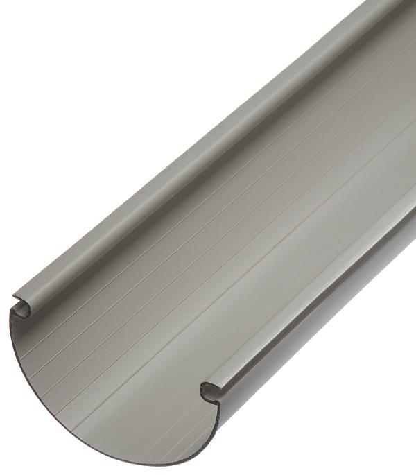 Желоб водосточный Vinylon пластиковый d125 мм 3 м белый RAL 9003 стоимость