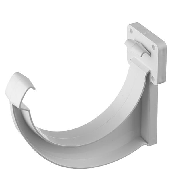 цена на Кронштейн желоба Docke Lux пластиковый d140 мм пломбир RAL 9003
