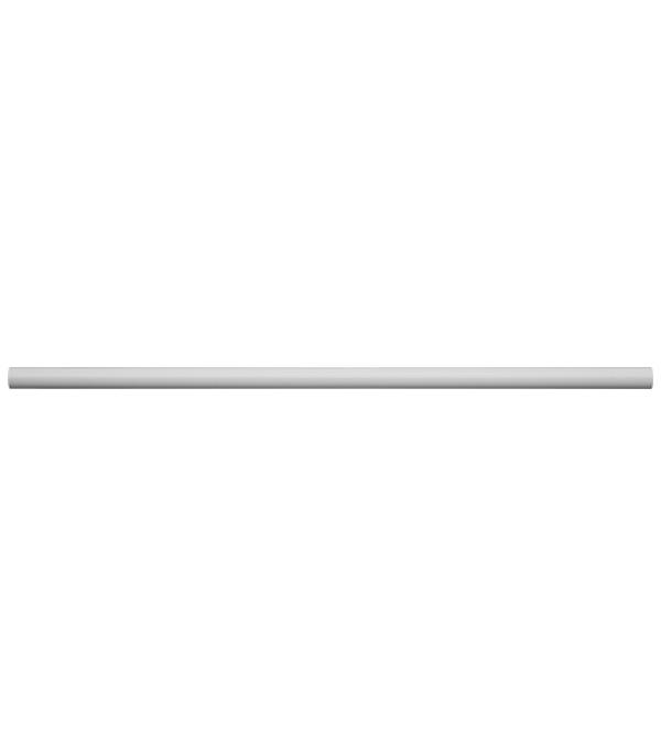 Труба водосточная Docke Lux пластиковая d100 мм 3 м пломбир RAL 9003