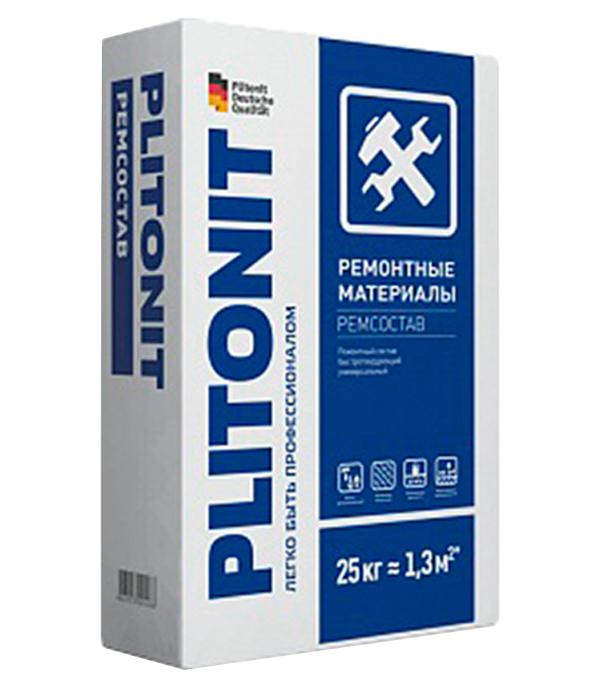 цена на Ремсостав универсальный Plitonit 25 кг