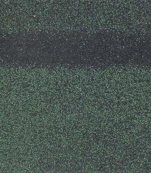 Черепица гибкая коньково-карнизная ШИНГЛАС зеленый/нефрит 5 кв.м стоимость