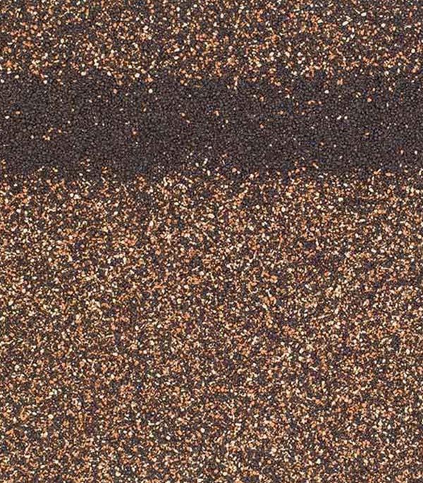 Черепица гибкая коньково-карнизная ШИНГЛАС цвет сандал/светло-коричневый/арахис 5 кв.м черепица гибкая коньково карнизная шинглас зеленый нефрит 5 кв м