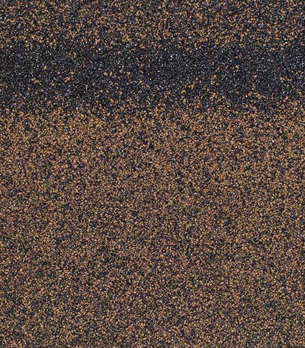 Черепица гибкая коньково-карнизная ШИНГЛАС Ранчо/Финская микс коричневый 3 кв.м стоимость