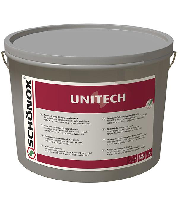Клей для гибких напольных покрытий SCHONOX UNITECH 14 кг стоимость