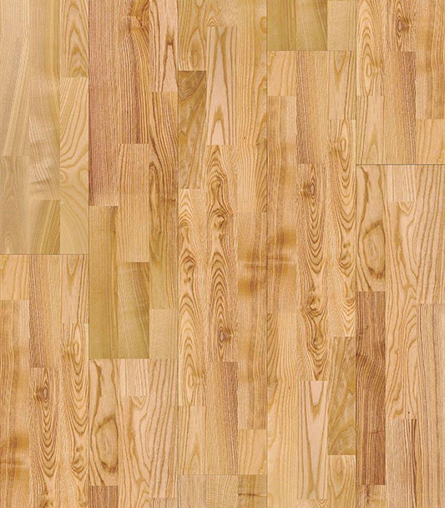 цена на Паркетная доска Focus Floor ясень натуральный 14 мм трехполосная