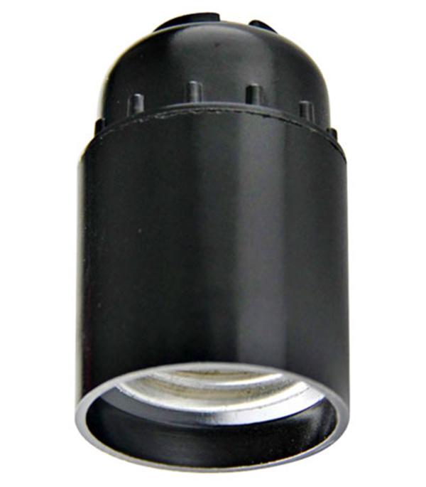 Патрон для лампы Е27 SVET карболитовый