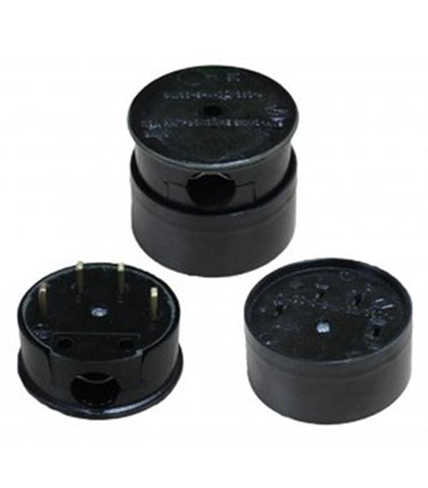 Комплект для подключения электроплит SVET СЭ30-В-А-32/380 открытая установка с заземлением трехполюсный 3 фазы 32 А 380 В IP20 разъем рвш 32 002 открытая проводка для электроплит