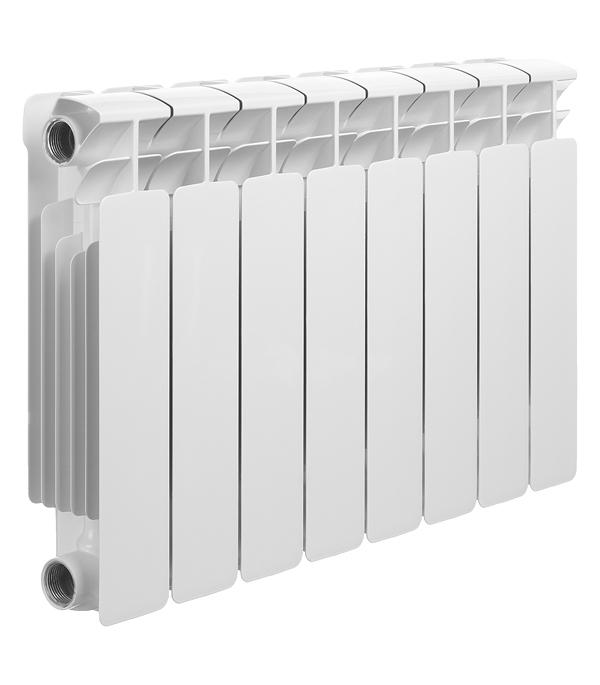 цена на Радиатор биметаллический 1 Rifar Base 350, 8 секций