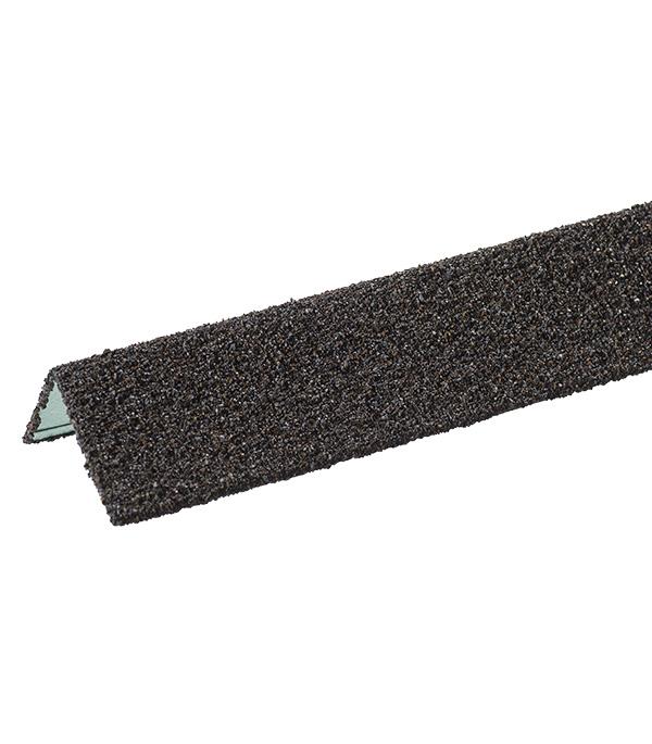 Угол наружный металлический Технониколь Hauberk 1250 мм кварцит фото
