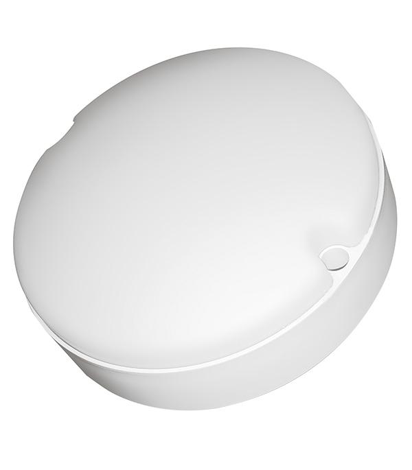 Светильник светодиодный накладной REV LED d140x57 мм 8 Вт 220 В 4000 К дневной свет IP65 круглый белый светильник светодиодный rev круг ip65 8 вт дневной свет