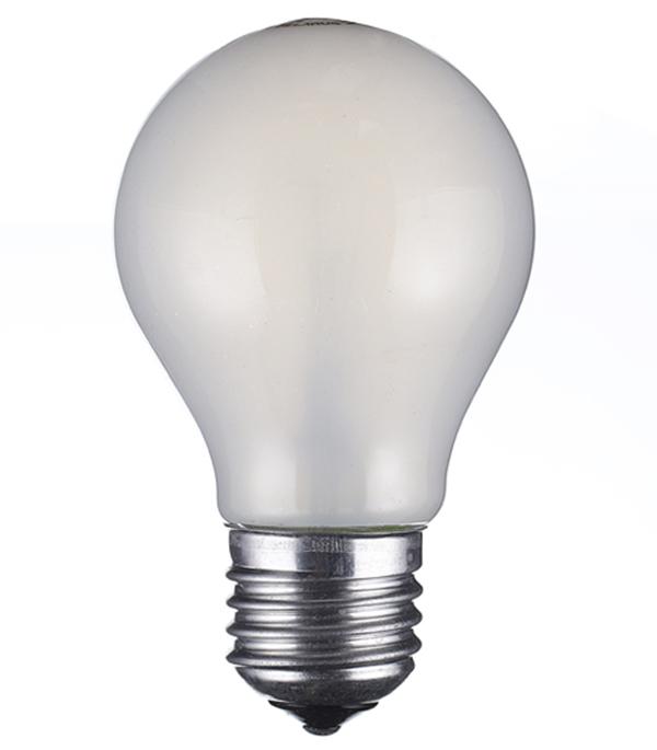 Лампа накаливания Philips 40 Вт E27 груша А55 220 В матовая
