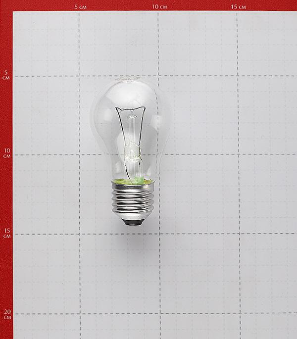 Лампа накаливания ЛОН 75 Вт E27 груша 220 В прозрачная фото