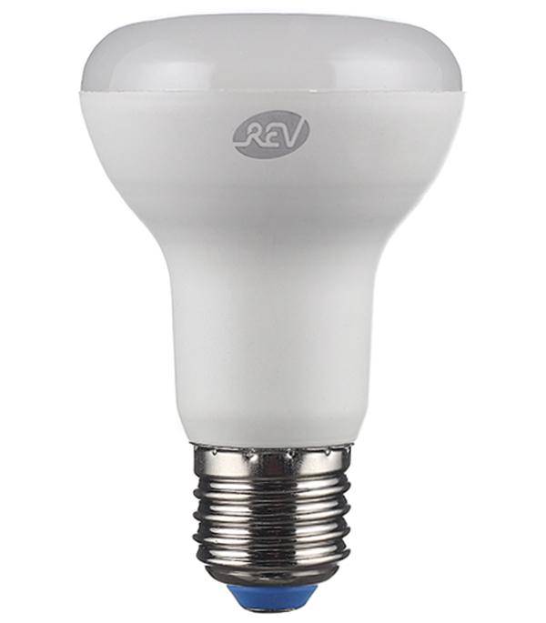 Лампа светодиодная REV 8 Вт E27 рефлектор R63 2700 К теплый свет 230 В матовая