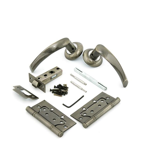 Комплект для двери ФЗ FZ SET 03-C 100 2H AB античная бронза цена