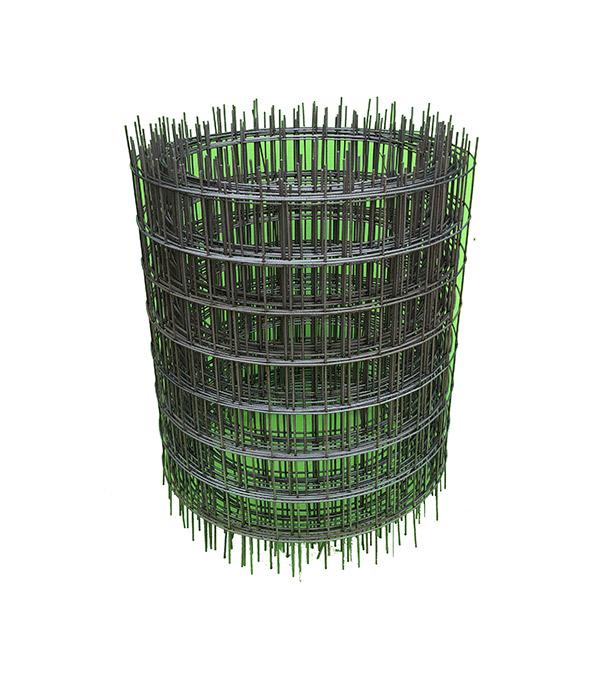 Сетка арматурная ячейка 50х60 мм d2.5 (0.5х15 м) цены