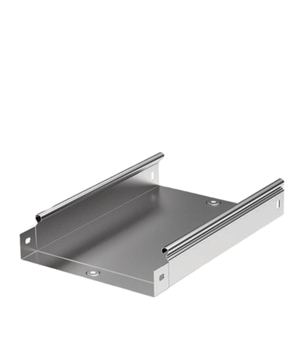 Лоток металлический неперфорированный ДКС 300х50 мм 3 м