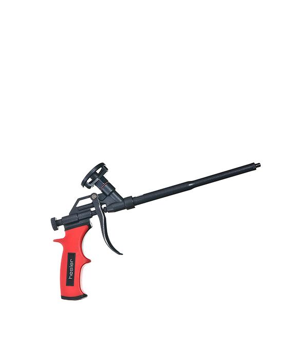 Пистолет для монтажной пены Hesler Teflon пистолет вихрь для монтажной пены