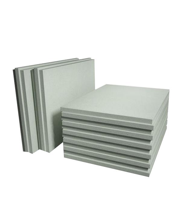 цена на Пазогребневая плита Knauf влагостойкая полнотелая 667х500х80 мм
