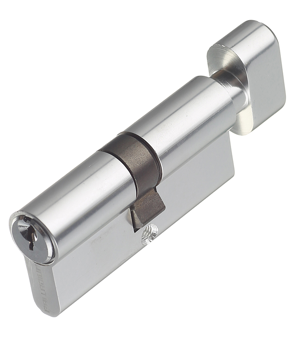 Цилиндровый механизм Palladium AL 70 T01 CP хром цилиндровый механизм palladium al 70 t01 ab античная бронза