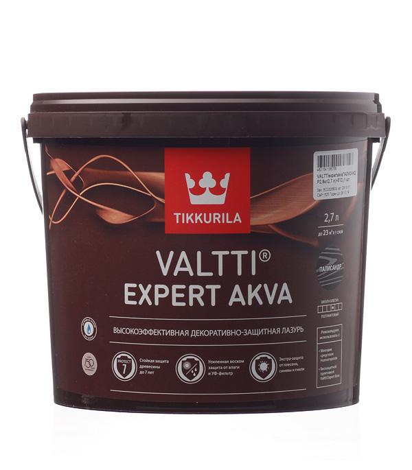 Антисептик Valtti Expert Akva палисандр Тиккурила 2,7 л пинотекс classic антисептик палисандр 10 л