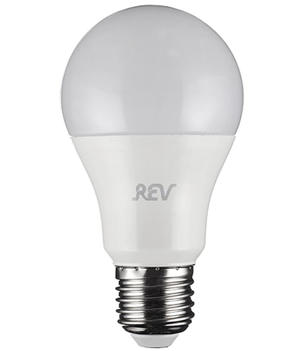 Лампа светодиодная REV 16 Вт E27 груша A60 4000 К дневной свет 230 В прозрачная
