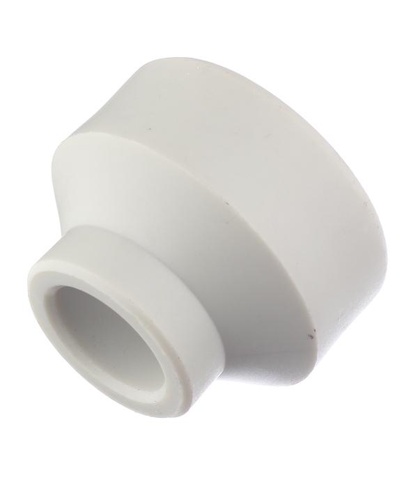 Муфта полипропиленовая переходная 32х20 мм FV-PLAST серая стоимость