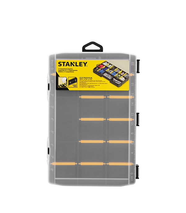 Органайзер для мелких деталей Stanley 272х189х46 мм
