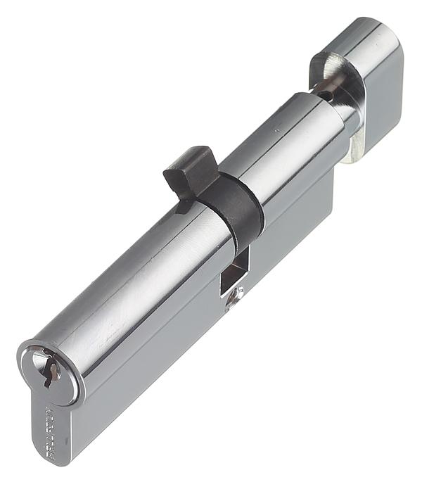 Цилиндровый механизм Palladium AL 35Т01х55 CP хром цена в Москве и Питере