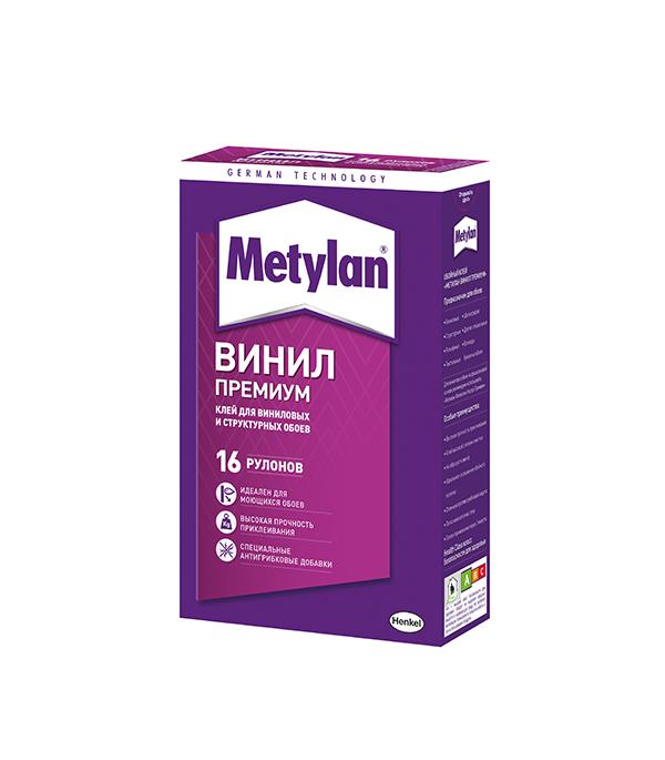 цена на Клей для виниловых обоев Metylan Винил Премиум 500 г