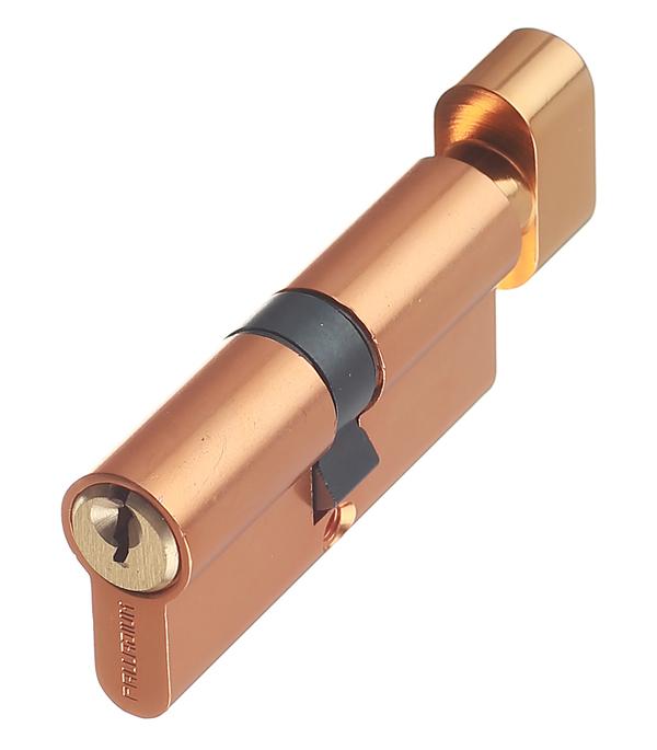 цена на Цилиндр Palladium AL 70 T01 PB 70 (35х35) мм ключ-вертушка латунь