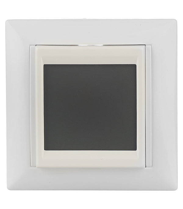 Терморегулятор электронный сенсорный SPYHEAT SDF-419В белый