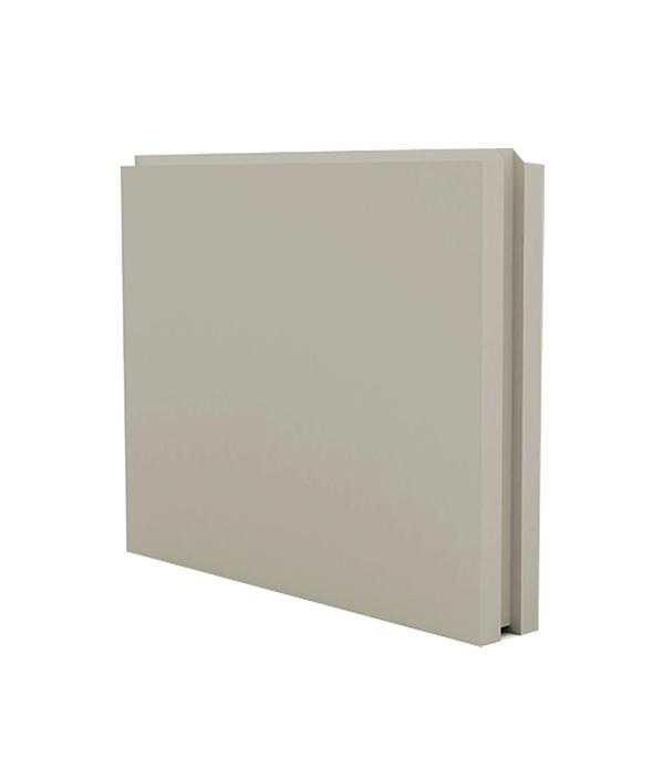 Пазогребневая плита Гипсополимер 667х500х80 мм полнотелая стоимость