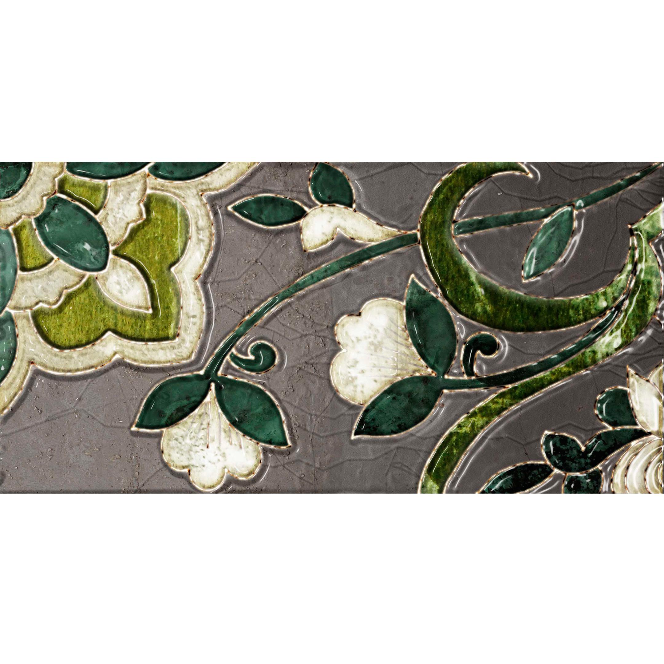Керамогранит декор Gracia Ceramica Carly мульти 01 100x200x8 мм цена 2017