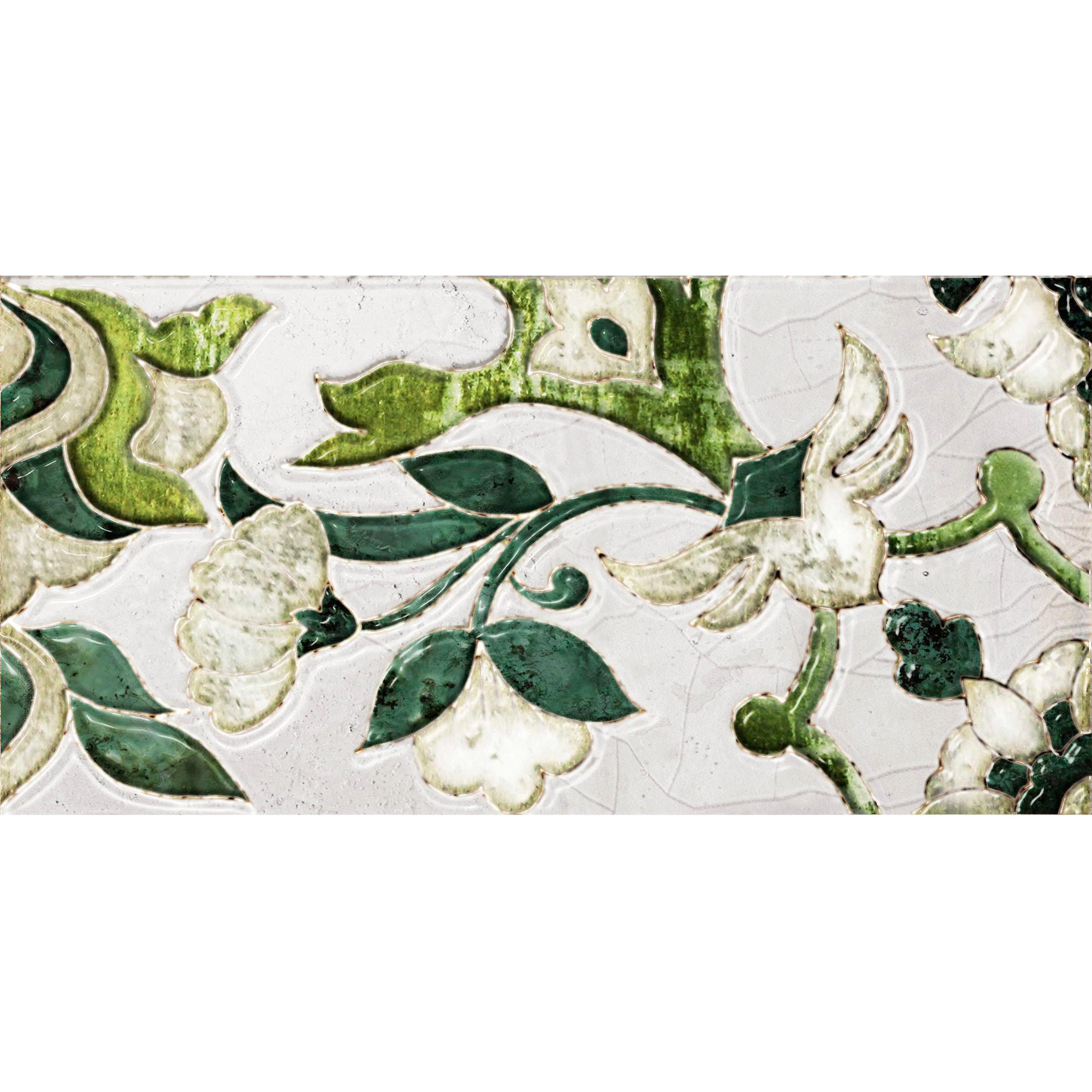 Керамогранит декор Gracia Ceramica Villani мульти 02 100x200x8 мм панно gracia ceramica palermo beige 02 50x40 комплект