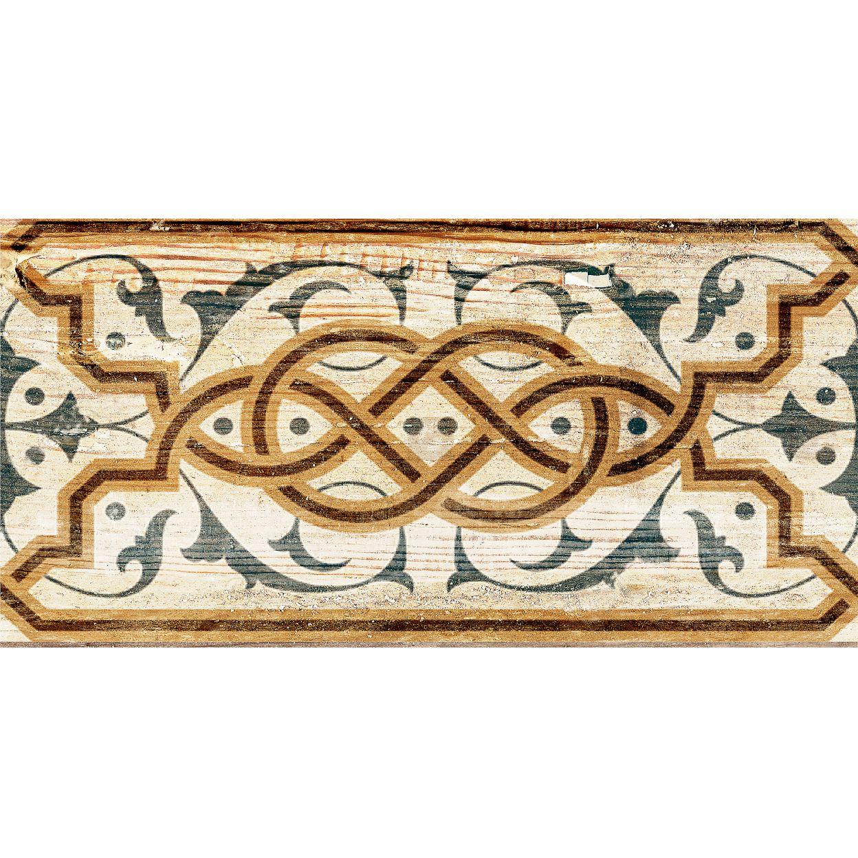 Керамогранит декор Gracia Ceramica Belinda мульти 02 100x200x8 мм (44 шт.=0,88 кв.м) панно gracia ceramica palermo beige 02 50x40 комплект
