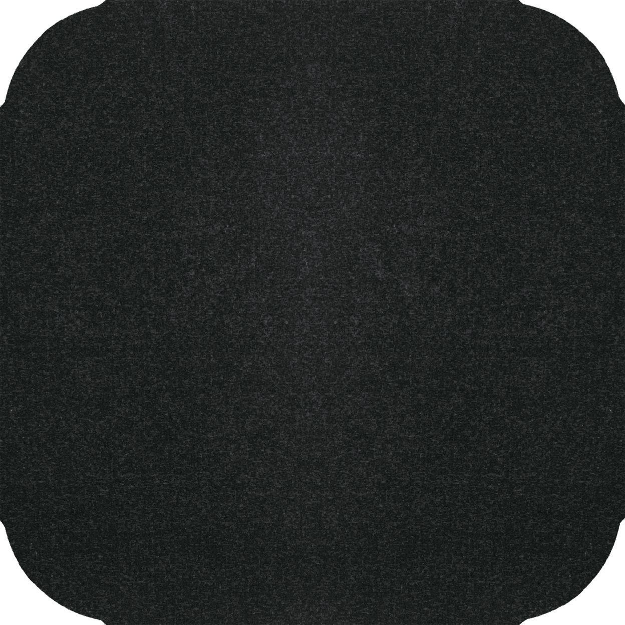 Керамогранит Gracia Ceramica Queen 450х450х8 мм черный 01 (8 шт=1,62 кв.м) цена 2017