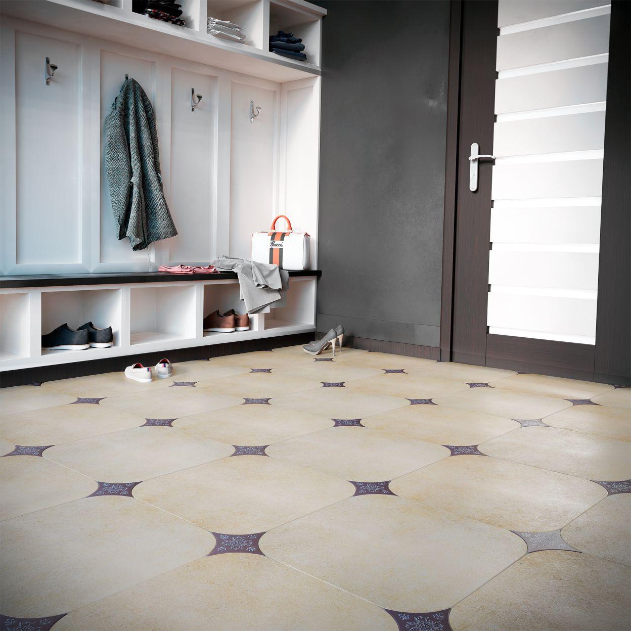 Керамогранит Gracia Ceramica Cotto светло-бежевый 450х450х8 мм (8 шт.=1,62 кв.м) фото