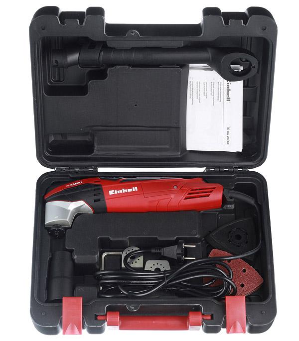 Реноватор электрический Einhell TE-MG200 CE (4465040) 200 Вт 8 предметов