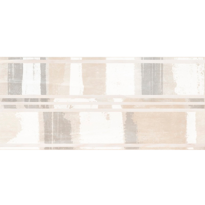 Плитка декор Cersanit Atria многоцветная 200x440x8,5 мм