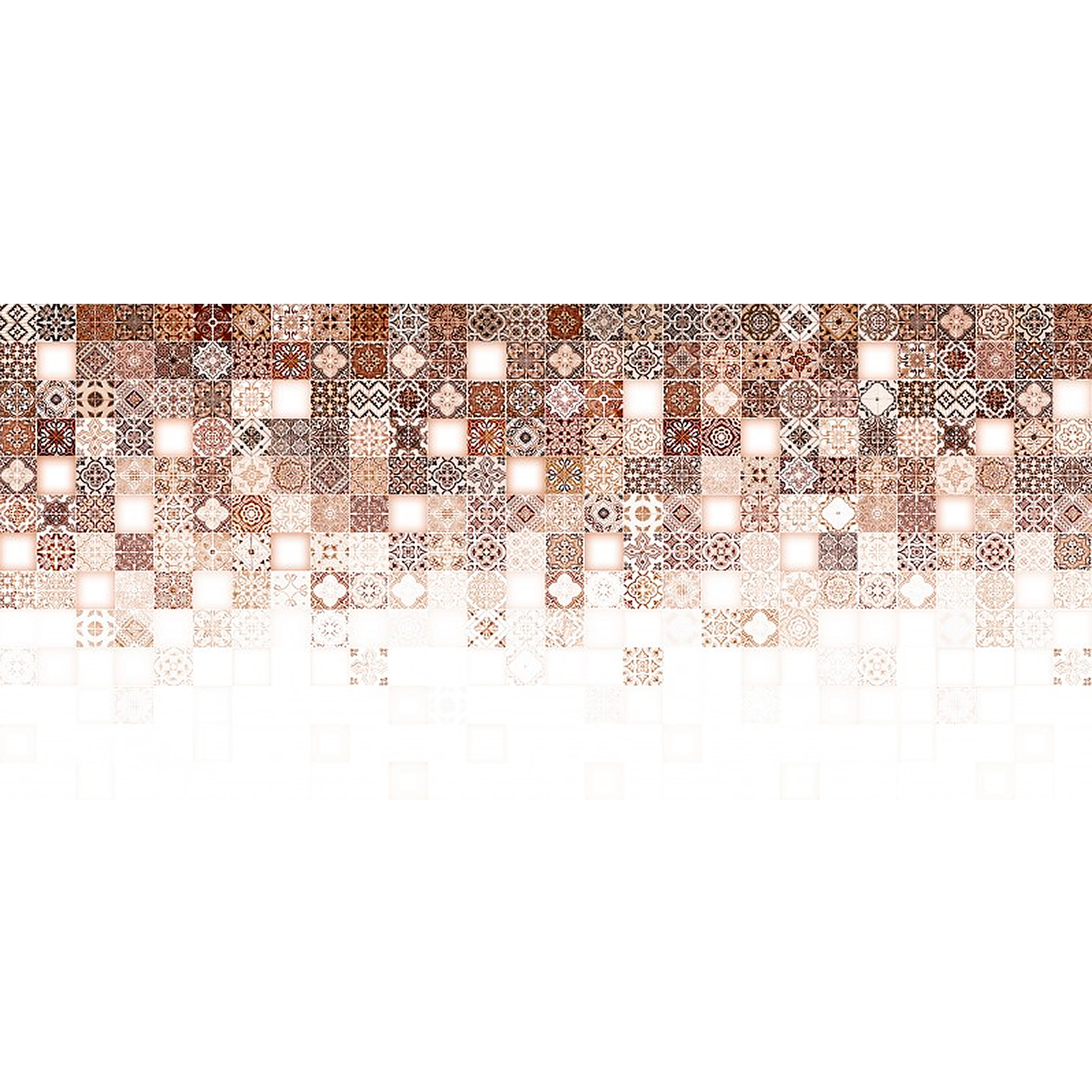 цена на Плитка облицовочная Cersanit Hammam бежевый 200x440x8,5 мм (12 шт.=1,05 кв.м)